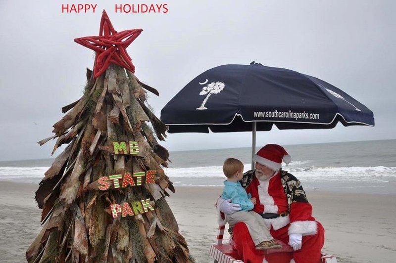 HAPPY HOLIDAYS - Book 4 nts get 5th nt FREE now-Apr 6 - Pawleys Island - rentals