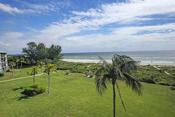 VIEW FROM UNIT - Loggerhead Cay 134 - Sanibel Island - rentals