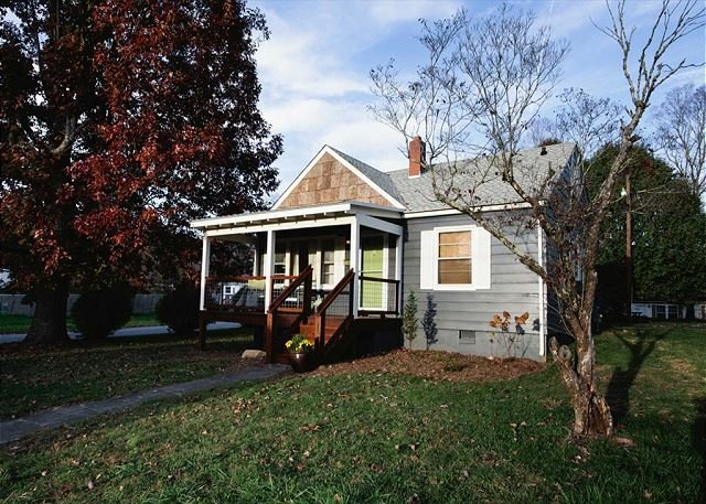 King Cottage - Image 1 - Black Mountain - rentals