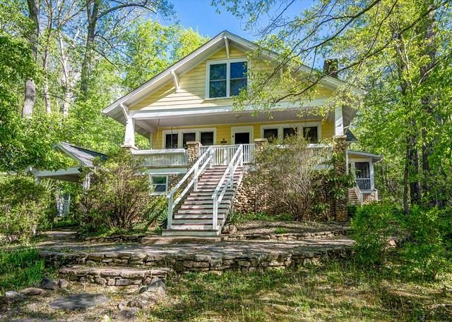 DuBard Cottage in Montreat - Image 1 - Montreat - rentals