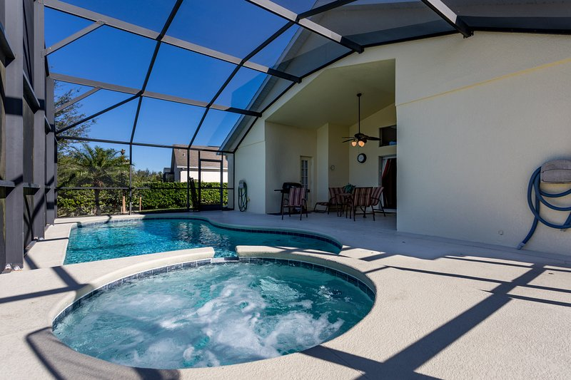 Pool - Hawks Nest Villa - Disney Area with Saltwater Pool - Clermont - rentals