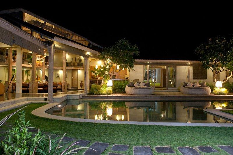 Stunning Villa in Heart of Seminyak - Image 1 - Kuta - rentals