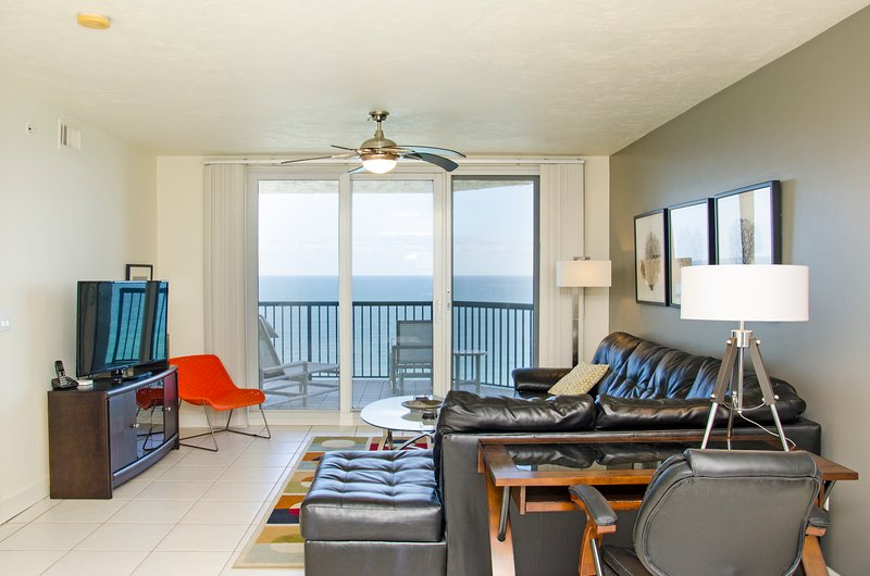 Fall $pecials-Tower Ten Condominium #1902 -Direct Ocean-Front - Image 1 - Daytona Beach - rentals
