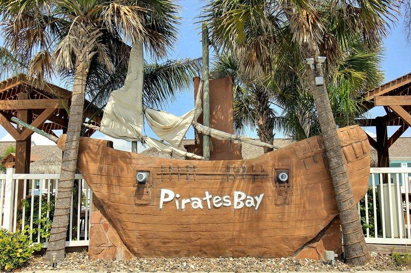 7th Sunrise, new 3 bedrm at Pirates Bay - Image 1 - Port Aransas - rentals