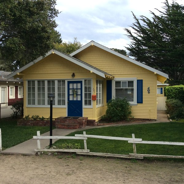 Welcome! - Special Fall and Winter Rates; Affordable Charm in Pacific Grove - Pacific Grove - rentals