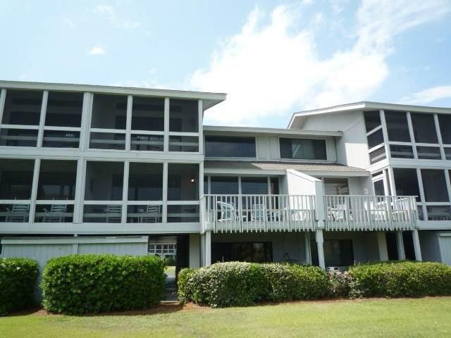 Inlet Point 2C - Oceanfront - Image 1 - Pawleys Island - rentals