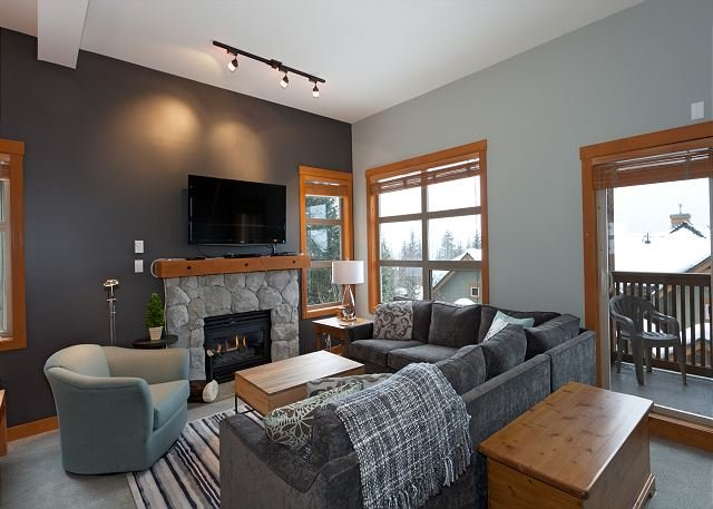 Beautifully Renovated, Fantastic Views Ski in/out 3 Beds - Mountain Star - Image 1 - Whistler - rentals