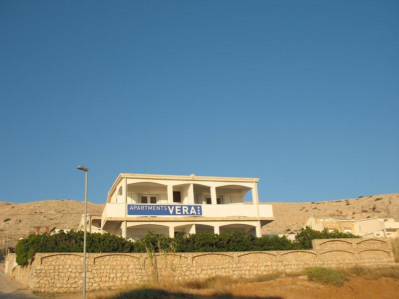 Apartments Vera Pag A2 - Image 1 - Pag - rentals