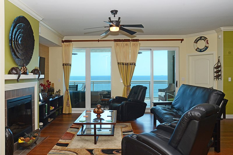 Oceanfront 3bed/3bath At Ocean Vistas #1005 - Image 1 - Daytona Beach - rentals