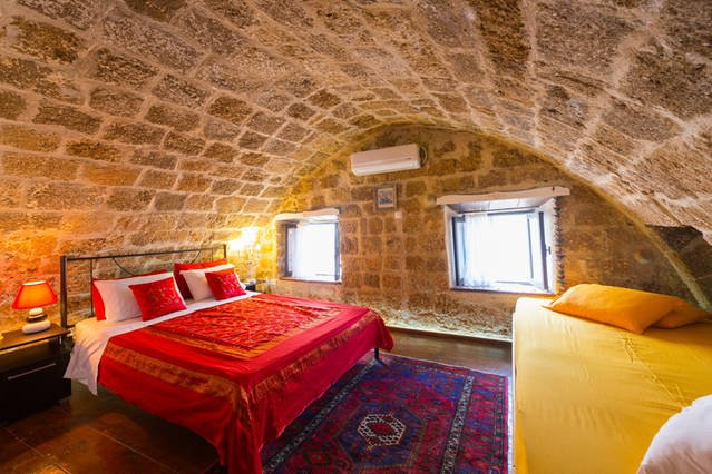 bedroom 1! - ''Ilios House''  in  the  Old Medieval Town of  Rhodes! - Rhodes Town - rentals