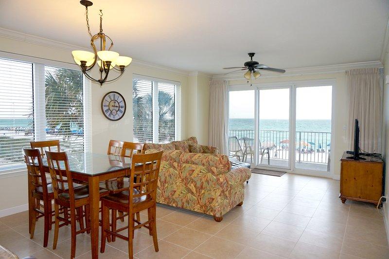 2 Master Suites * 1st FLOOR*  Sleeps 11 - Image 1 - Panama City Beach - rentals