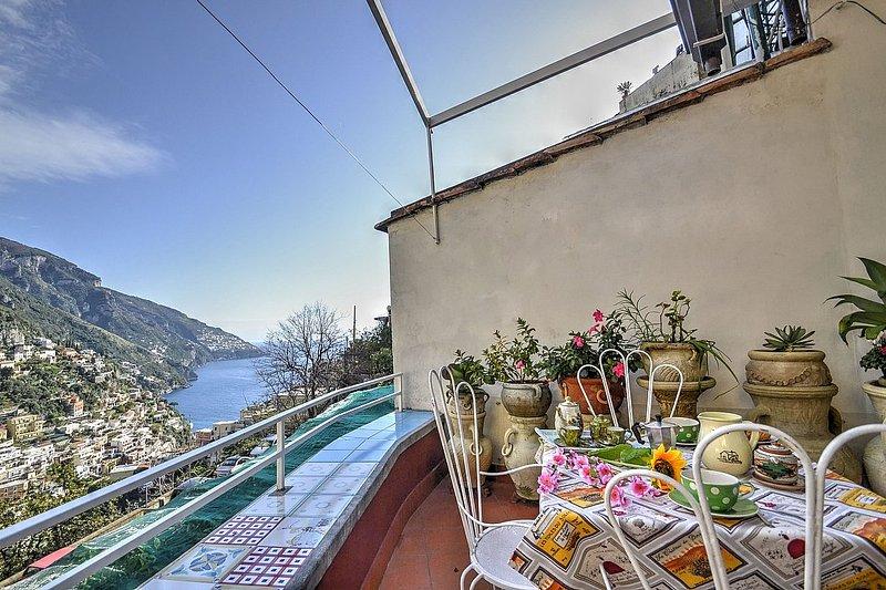 Casa Orazio - Image 1 - Positano - rentals