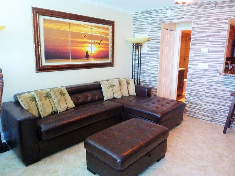 Exquisite One Bedroom Ocean View 1103 - Image 1 - Miami - rentals