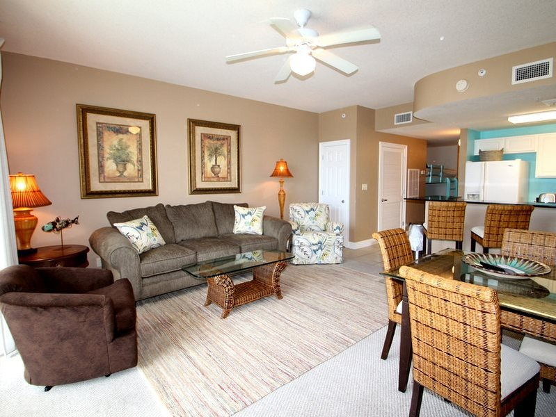 Call for Great Summer Specials! Convenient Low Floor 1 Bedroom - FREE BEACH CHAIRS - Close to Pier Park!! - Image 1 - Panama City Beach - rentals