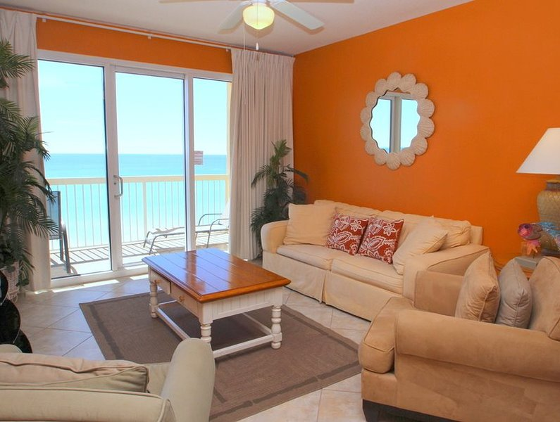 Call for Special Summer Discounts! Enjoy Beach Chair Service with our 3 Bedroom at Calypso Beach Resort - Across from Pier Park! - Image 1 - Panama City Beach - rentals