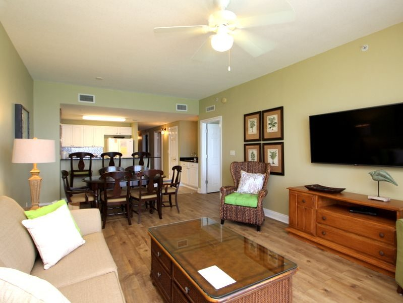 Call for Summer Specials! FREE Beach Chair Service in our 3 bedroom on the 15th floor at Calypso Resort & Towers! - Image 1 - Panama City Beach - rentals