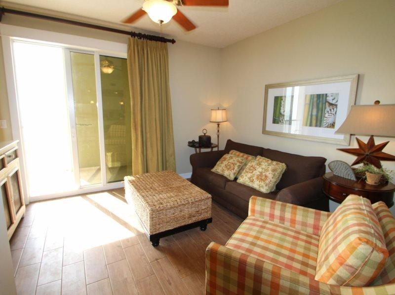 Beautiful 2 Bedroom Beachfront Condo on 16th Floor at Grand Panama near Shipwreck Island Waterpark! - Image 1 - Panama City Beach - rentals