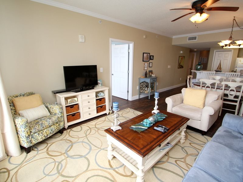Majestic Beach Resort 1803 West - Luxurious 3 bedroom with a View! - Image 1 - Panama City Beach - rentals