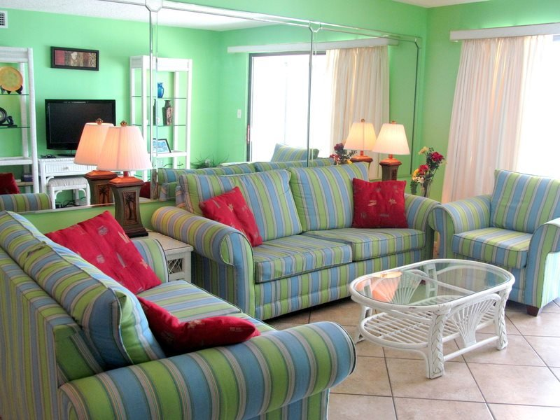 One of our three 2 Bedrooms on the 7th floor here at Regency Towers - 710 - Image 1 - Thomas Drive - rentals