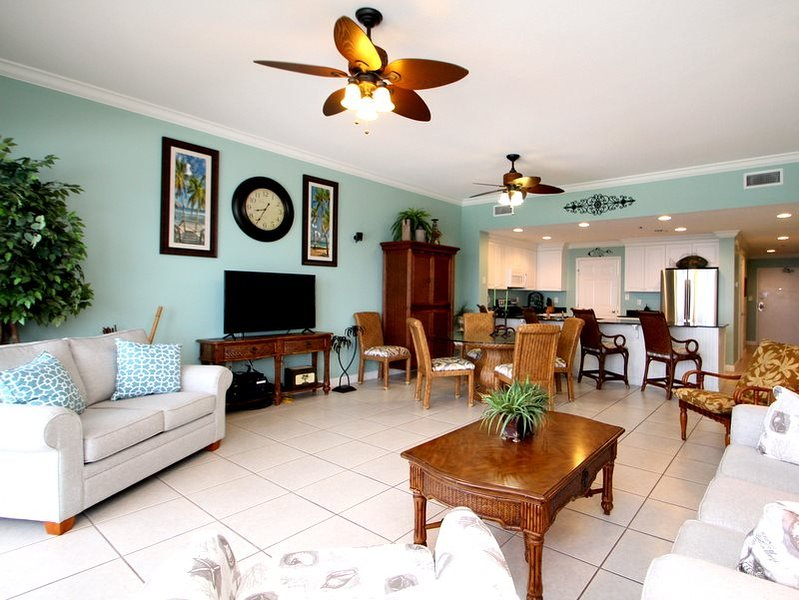 Enjoy this gorgeous 3 Bedroom on the 6th floor at Sterling Beach Resort! - Image 1 - Thomas Drive - rentals