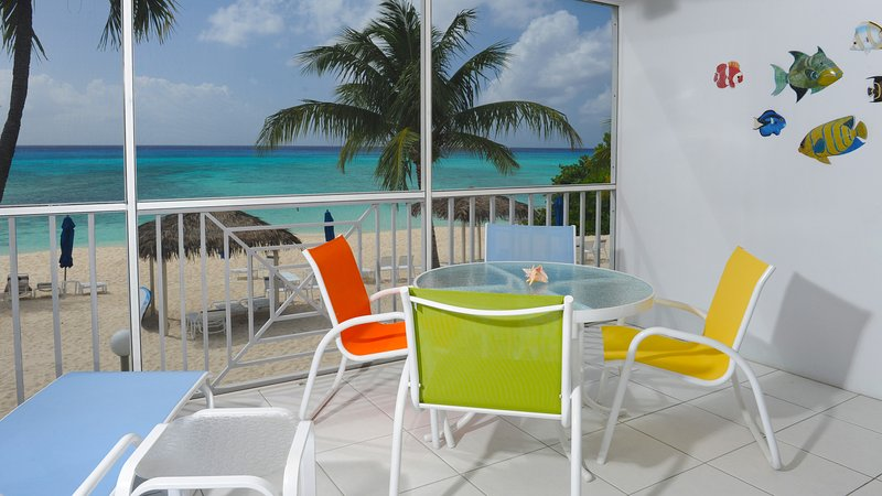Oceanfront Lanai - Oceanfront directly on 7 Mile Beach - Email for Specials! - Seven Mile Beach - rentals