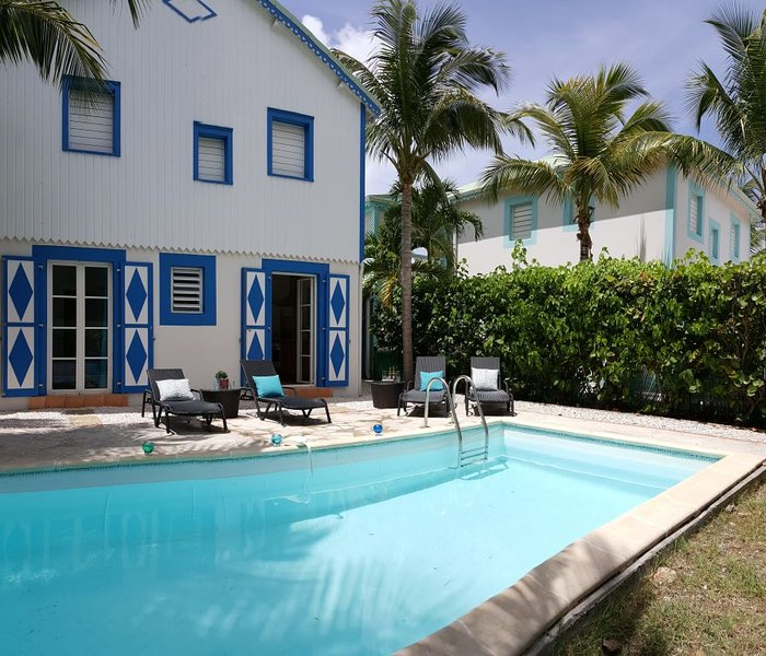 Macassi 2... 3BR vacation rental in Orient beach, St Martin 800 480 8555 - MACASSI 2... darling 3 BR  villa just 450 feet to fun filled Orient Beach - Orient Bay - rentals