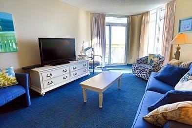 Building - Bay Watch Resort - 1817 - North Myrtle Beach - rentals