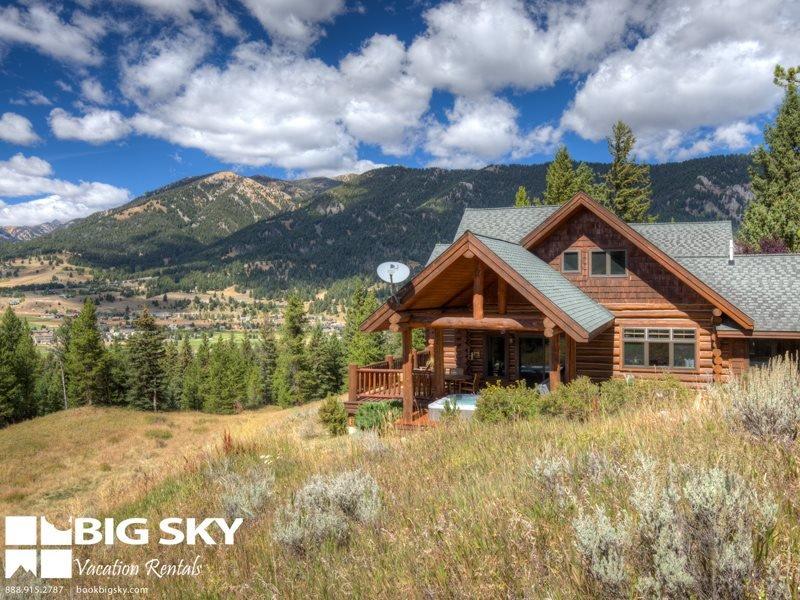 Big Sky Meadow | Huckleberry Hideaway - Image 1 - World - rentals