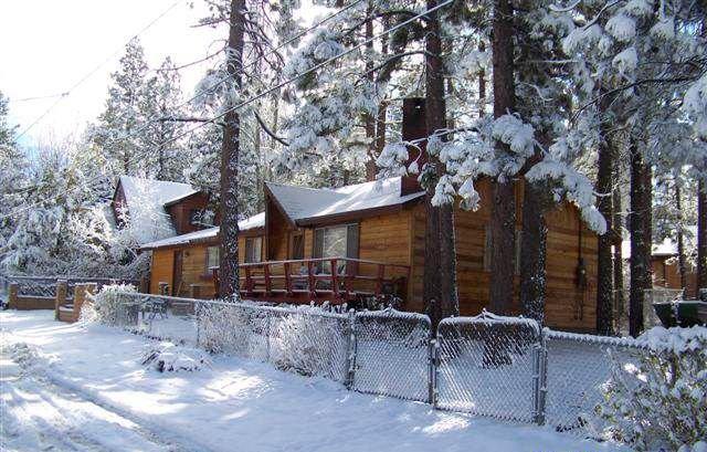 """Robinson Lodge"" - Image 1 - Big Bear City - rentals"
