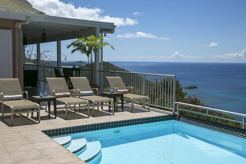 Ti Moune: Magnificent Views! - Image 1 - Rendezvous Bay - rentals