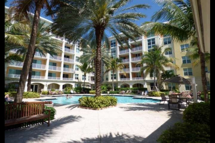 Upscale Condo at The Moorings Just Minutes from Sunny Palm Beach **Discounts for extended stays** - Image 1 - Lantana - rentals