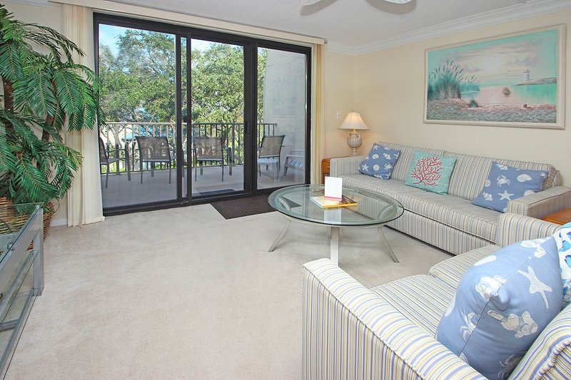 Island Club, 1403 - Image 1 - Hilton Head - rentals