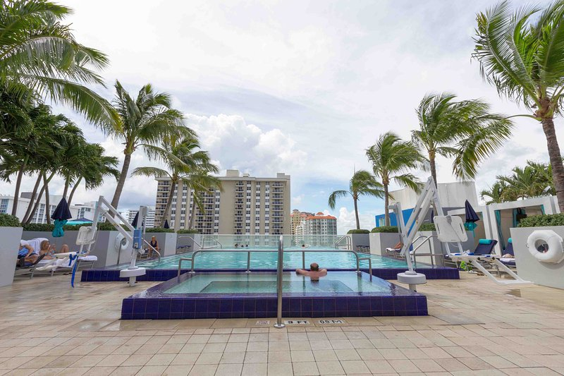 MIAMI - W Hotel Residences on Fort Lauderdale - On the Beach - Image 1 - Fort Lauderdale - rentals