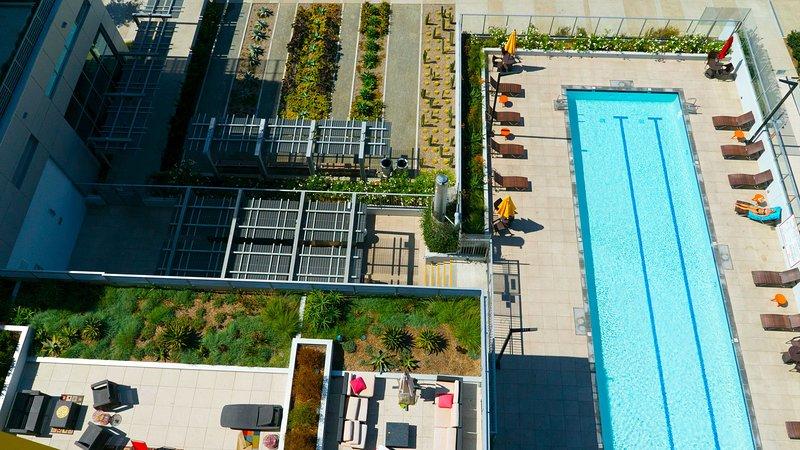 San Diego 2Bed Highrise Suites Walk to Gaslamp District - Image 1 - San Diego - rentals