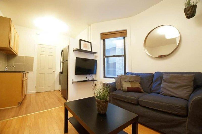 Clean and Amazing 2 Bedroom, 1 Bathroom SoHo Apartment - Image 1 - New York City - rentals
