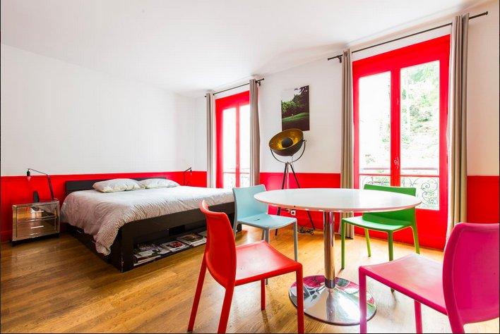 Paris Vacation Rental at Gabrielle's Garden in Montmartre - Image 1 - Paris - rentals