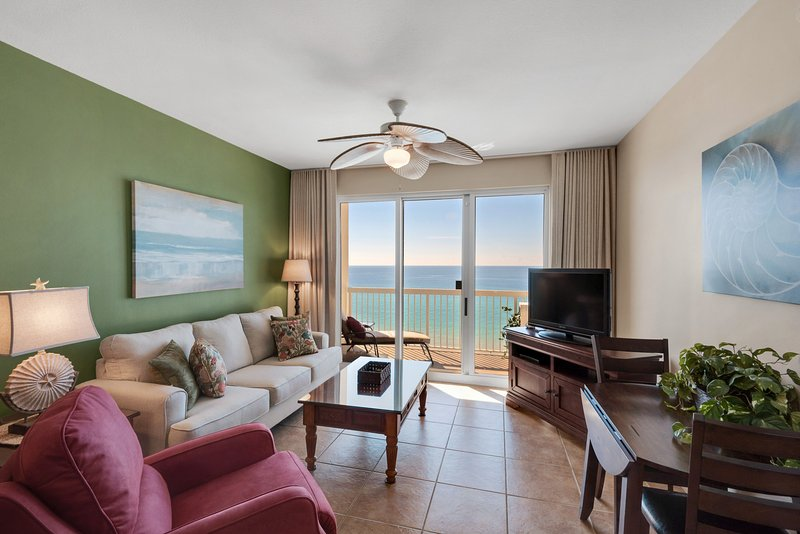 Calypso 805 East Tower: 1BR-Master on Gulf - Image 1 - Panama City Beach - rentals
