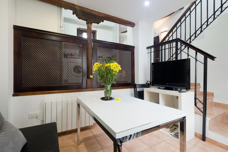 Salon - Beautiful House in Albaycin, with Wifi - Granada - rentals