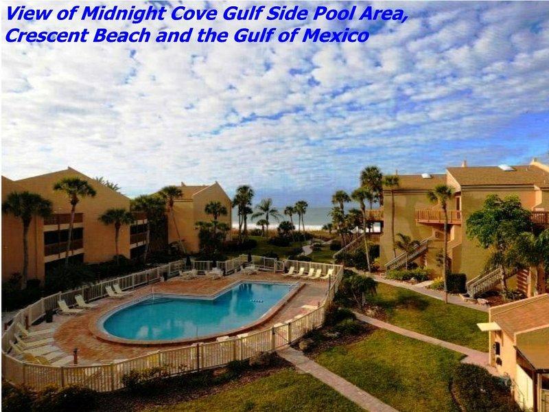 Sun, Sand & *Save 20% to 35%* Midnight Cove #532 - Image 1 - Sarasota - rentals