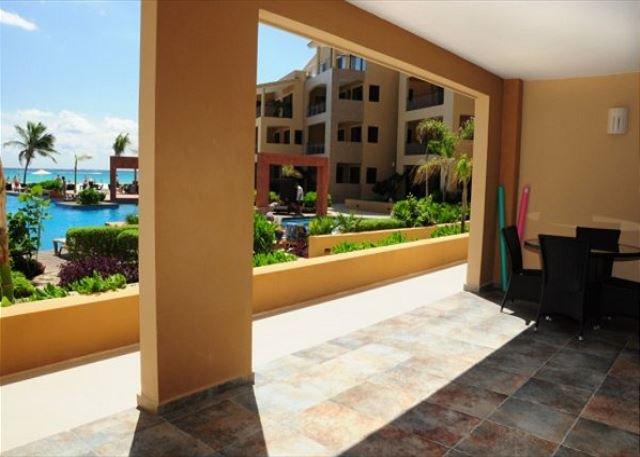 3 Bedroom Luxury Beachfront Condo El Faro (EF104) - Image 1 - Playa del Carmen - rentals