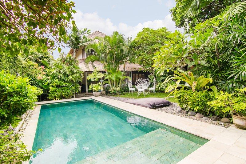 Cutests 3 Bedrooms Villa in Seminyak Mega Central - Image 1 - Kuta - rentals