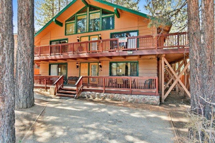 Summit Escape A - Image 1 - City of Big Bear Lake - rentals