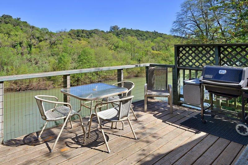 Firefly Lodge - Sparkling Riverfront Home in Healdsburg - Image 1 - Healdsburg - rentals