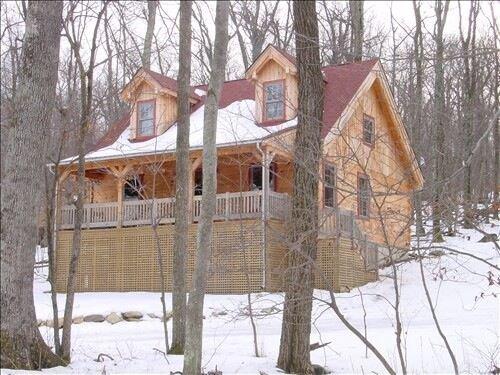Thanksgiving 2015 - The Bear Dance Cabin at Wintergreen - Wintergreen - rentals
