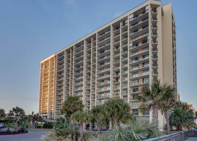 This 3bd/3ba ocean view condo has been fully renovated with all new upgrades - Image 1 - Myrtle Beach - rentals