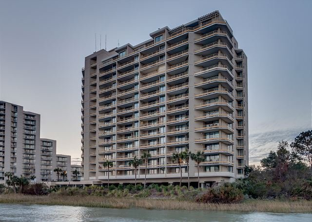 Beautiful 3bd/3 ba, oceanfront condo in a private community - Image 1 - Myrtle Beach - rentals