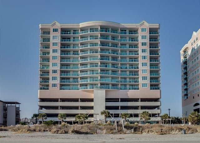 Splendid oceanfront retreat in a family friendly area - Image 1 - North Myrtle Beach - rentals