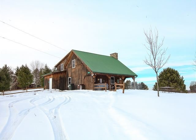 The Barn   Hocking Hills - Image 1 - McArthur - rentals