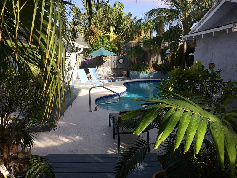 West Palm Beach Tropical Pool Home - Image 1 - West Palm Beach - rentals