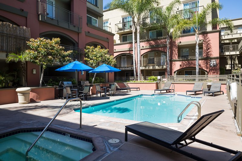 Stay Alfred San Diego Vacation Rentals Pool - Amazing 8th Avenue Apartment by Stay Alfred - San Diego - rentals